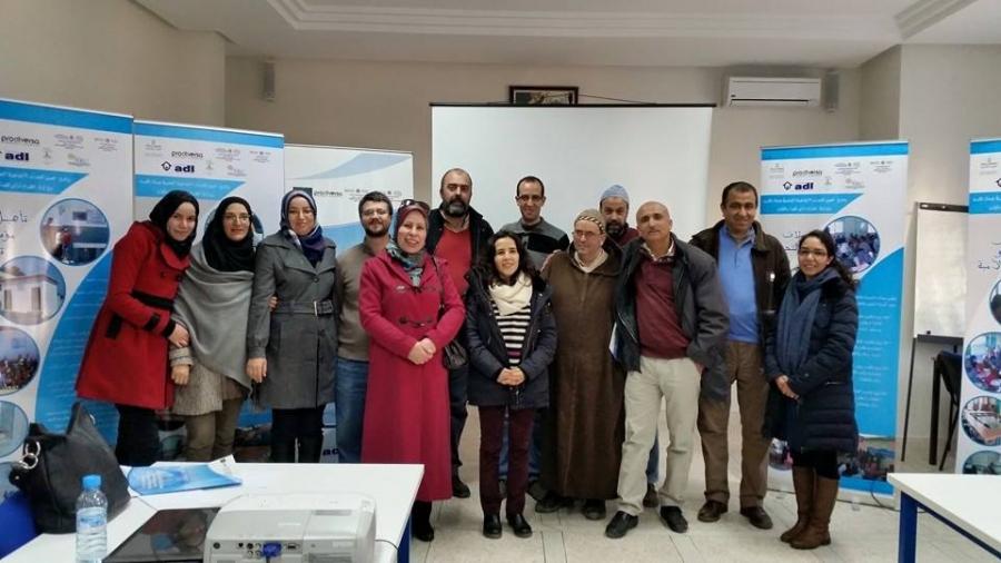 """""""Mejora de los Servicios Básicos en el Norte de Marruecos"""""""