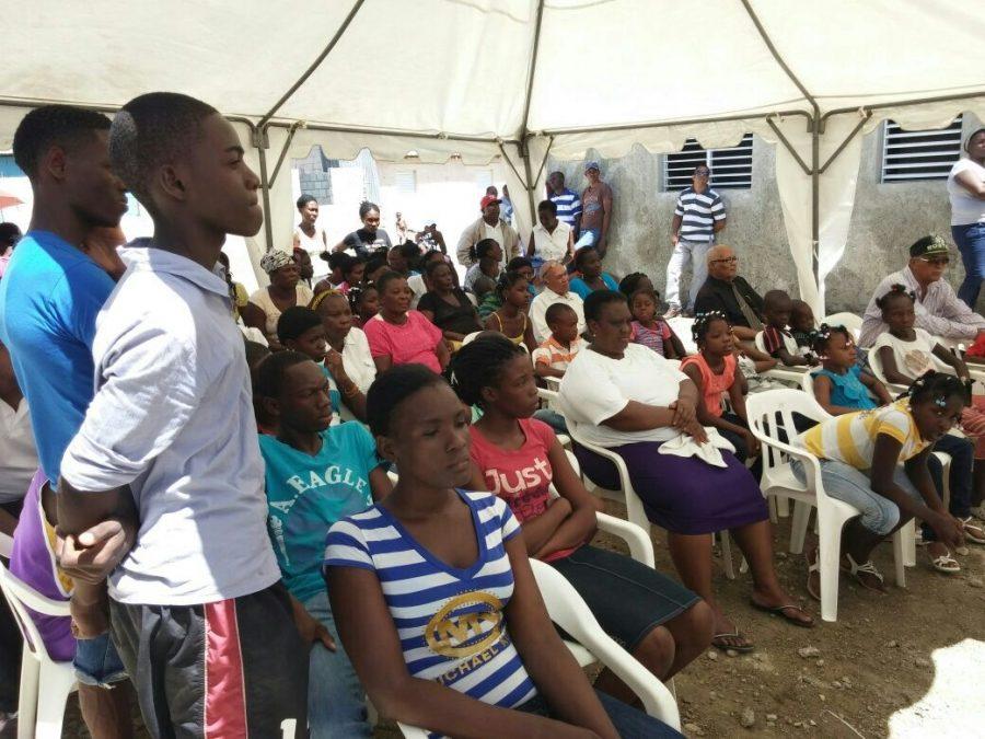 PRODIVERSA entrega 32 viviendas en el Batey 8 (República Dominicana)
