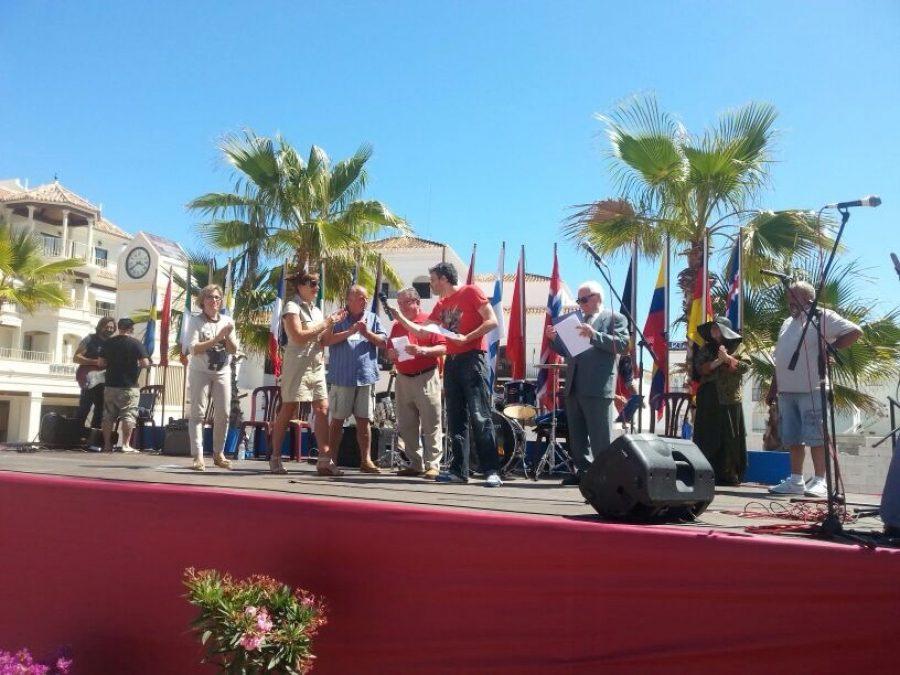 El Club Americano de la Costa del Sol colabora con PRODIVERSA
