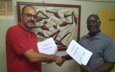 PRODIVERSA y CEDESO-CEDESOU firman sendos convenios para la ejecución de proyectos en República Dominicana y Haití.