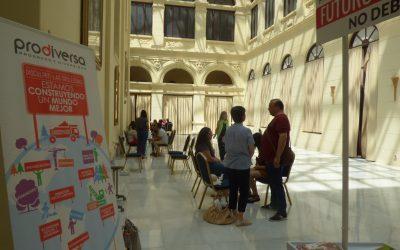 """Iniciamos nuestro 25 aniversario sensibilizando con la """"biblioteca humana"""""""