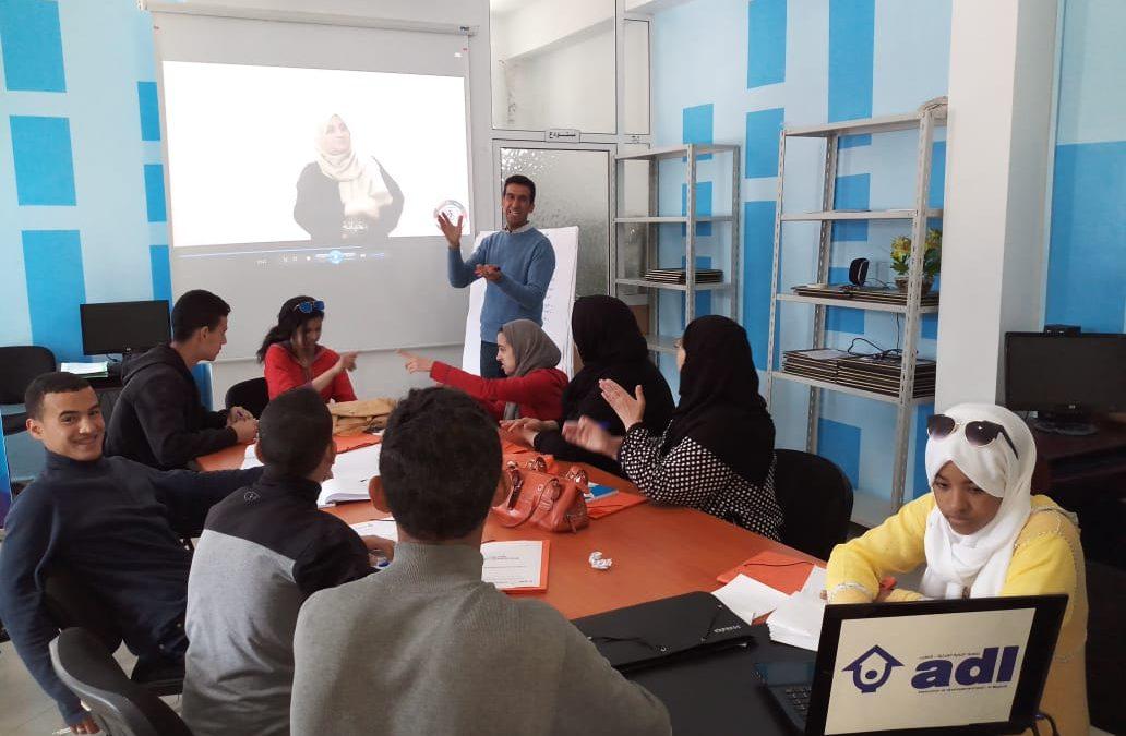 Capacitar en lengua de signos, línea de trabajo en la estrategia de inclusión de personas vulnerables en Marruecos