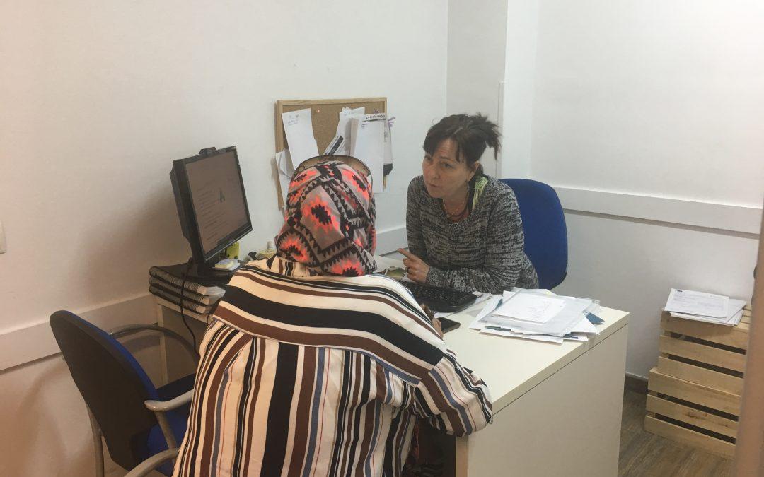 Casi 200 personas trabajan en su inserción laboral en los itinerarios de empleo de PRODIVERSA