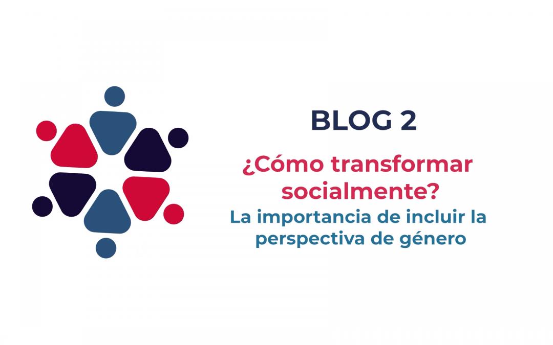 VLOG 2: ¿Cómo transformar socialmente?