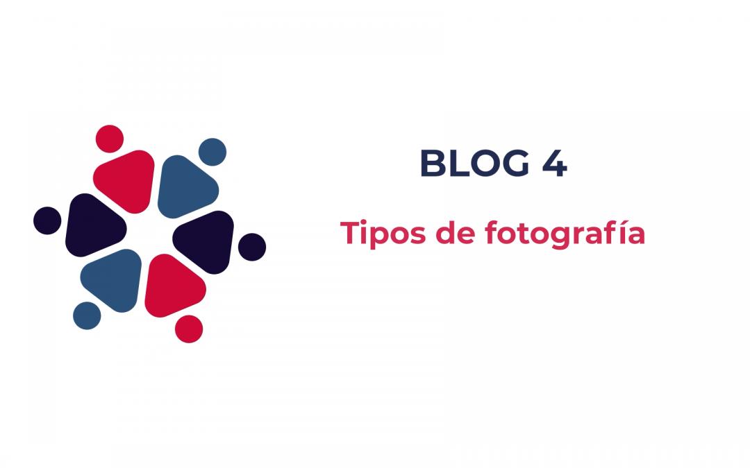 VLOG 4: Tipos de fotografía